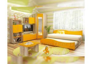 съвременна детска стая